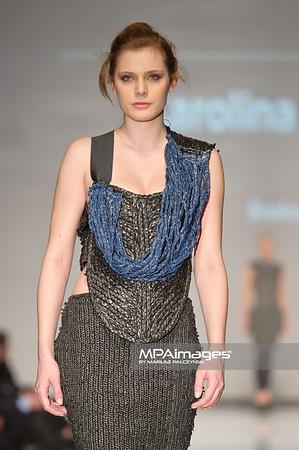 2011.10.26 - Lodz , Fashionphilosophy Fashion Week Poland 2012 S/S Re-Act Fashion - Karolina Mazur   Fot. Mariusz Palczynski / MPAimages.com