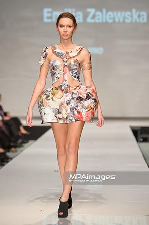 2011.10.26 - Lodz , Fashionphilosophy Fashion Week Poland 2012 S/S Re-Act Fashion - Emilia Zalewska   Fot. Mariusz Palczynski / MPAimages.com