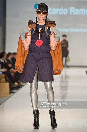 2011.10.26 - Lodz , Fashionphilosophy Fashion Week Poland 2012 S/S Re-Act Fashion - Ricardo Ramos   Fot. Mariusz Palczynski / MPAimages.com