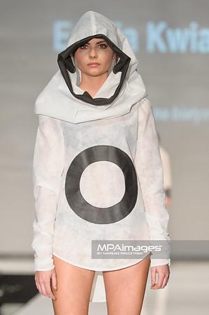 2011.10.26 - Lodz , Fashionphilosophy Fashion Week Poland 2012 S/S Re-Act Fashion - Emilia Kwiatek   Fot. Mariusz Palczynski / MPAimages.com