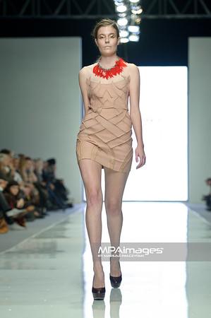 2011.10.29 - Lodz , Fashionphilosophy Fashion Week Poland 2012 S/S - Agnieszka Maciejak   Fot. Mariusz Palczynski / MPAimages.com