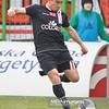 19.11.2011 - Belchatow , pilka nozna , T-Mobile Ekstraklasa , PGE GKS Belchatow (zielone) - LKS Lodz (czarne)  N/Z Marcin Kaczmarek  Fot. Mariusz Palczynski / MPAimages.com