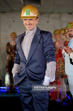 15.03.2012 - Warszawa , Zlota Tower , Zlota 44  N/Z Pokaz kolekcji PLICH , PLICH fashion show  Fot. Mariusz Palczynski / MPAimages.com