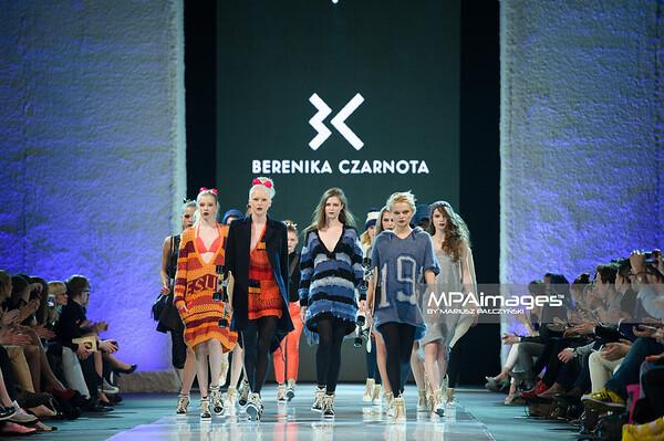 20.04.2012 - Lodz , FashionPhilosophy Fashion Week Poland   N/Z Berenika Czarnota  Fot. Mariusz Palczynski / MPAimages.com
