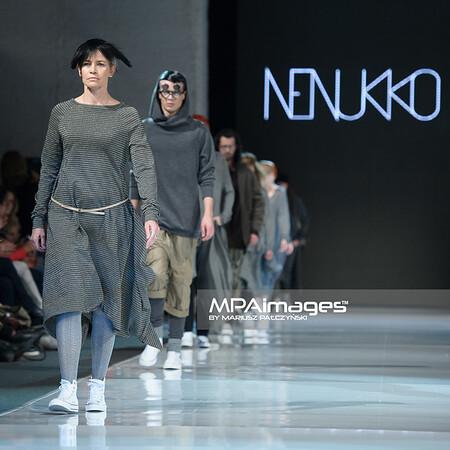 21.04.2012 - Lodz , FashionPhilosophy Fashion Week Poland   N/Z Nenukko  Fot. Mariusz Palczynski / MPAimages.com