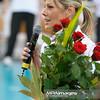 09.06.2012 - Lodz , Atlas Arena , siatkowka , World Grand Prix 2012 , Polska (czerwone) - Wlochy (niebieskie)  N/Z Dorota Swieniewicz   Fot. Mariusz Palczynski / MPAimages.com