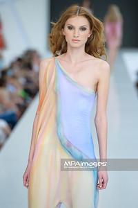 24.06.2012 - Warszawa , Warsaw Fashion Street 2012 N/Z Kolekcja Alicja Wala  Fot. Mariusz Palczynski / MPAimages.com