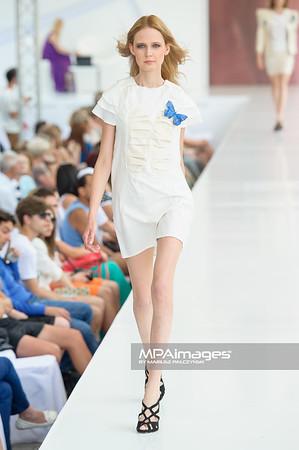 24.06.2012 - Warszawa , Warsaw Fashion Street 2012 N/Z Kolekcja Anna Kaczmarek-Janowska  Fot. Mariusz Palczynski / MPAimages.com