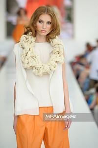 24.06.2012 - Warszawa , Warsaw Fashion Street 2012 N/Z Kolekcja Anna Palka-Nowak  Fot. Mariusz Palczynski / MPAimages.com