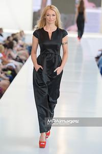 24.06.2012 - Warszawa , Warsaw Fashion Street 2012 N/Z Kolekcja Beata Cupriak - Ewa Pacula  Fot. Mariusz Palczynski / MPAimages.com