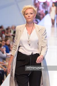 24.06.2012 - Warszawa , Warsaw Fashion Street 2012 N/Z Kolekcja ELIE TAHARI - Odeta Moro-Figurska  Fot. Mariusz Palczynski / MPAimages.com