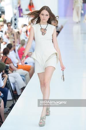 24.06.2012 - Warszawa , Warsaw Fashion Street 2012 N/Z Kolekcja Emilia Jankowska i Marcin Tomaszewski  Fot. Mariusz Palczynski / MPAimages.com