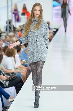 24.06.2012 - Warszawa , Warsaw Fashion Street 2012 N/Z Kolekcja Ewelina Jaskowiec  Fot. Mariusz Palczynski / MPAimages.com