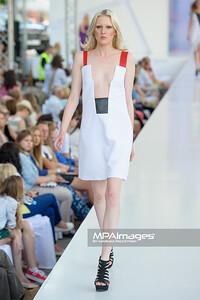 24.06.2012 - Warszawa , Warsaw Fashion Street 2012 N/Z Kolekcja Ilona Urbańska-Grzyb  Fot. Mariusz Palczynski / MPAimages.com