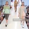 24.06.2012 - Warszawa , Warsaw Fashion Street 2012 N/Z Kolekcja InStyle - Domi Grzybek   Fot. Mariusz Palczynski / MPAimages.com