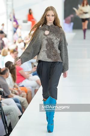 24.06.2012 - Warszawa , Warsaw Fashion Street 2012 N/Z Kolekcja Jacek Mroczkowski   Fot. Mariusz Palczynski / MPAimages.com