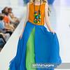 24.06.2012 - Warszawa , Warsaw Fashion Street 2012 N/Z Kolekcja Joanna Augustyn  Fot. Mariusz Palczynski / MPAimages.com