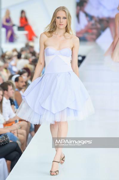 24.06.2012 - Warszawa , Warsaw Fashion Street 2012 N/Z Kolekcja Karolina Arasimowicz  Fot. Mariusz Palczynski / MPAimages.com