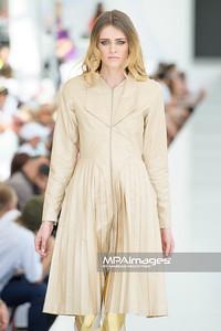 24.06.2012 - Warszawa , Warsaw Fashion Street 2012 N/Z Kolekcja Karolina Marczuk  Fot. Mariusz Palczynski / MPAimages.com
