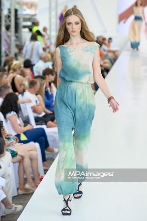 24.06.2012 - Warszawa , Warsaw Fashion Street 2012 N/Z Kolekcja Katarzyna Janeczek  Fot. Mariusz Palczynski / MPAimages.com