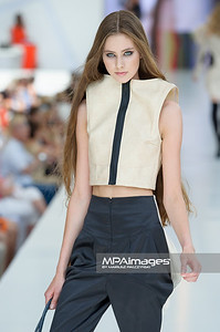 24.06.2012 - Warszawa , Warsaw Fashion Street 2012 N/Z Kolekcja Lidia Sajdak  Fot. Mariusz Palczynski / MPAimages.com