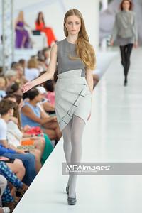 24.06.2012 - Warszawa , Warsaw Fashion Street 2012 N/Z Kolekcja Lidia Schabowska  Fot. Mariusz Palczynski / MPAimages.com