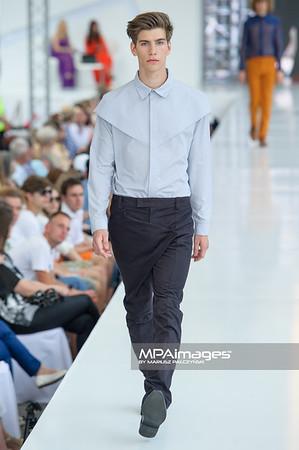 24.06.2012 - Warszawa , Warsaw Fashion Street 2012 N/Z Kolekcja Maciej Trzmiel  Fot. Mariusz Palczynski / MPAimages.com