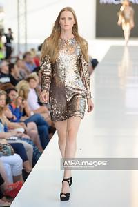 24.06.2012 - Warszawa , Warsaw Fashion Street 2012 N/Z Kolekcja Michal Szulc  Fot. Mariusz Palczynski / MPAimages.com
