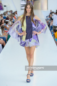 24.06.2012 - Warszawa , Warsaw Fashion Street 2012 N/Z Kolekcja Monika Makowska  Fot. Mariusz Palczynski / MPAimages.com
