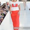 24.06.2012 - Warszawa , Warsaw Fashion Street 2012 N/Z Kolekcja Rina Cossack - Anna Popek  Fot. Mariusz Palczynski / MPAimages.com