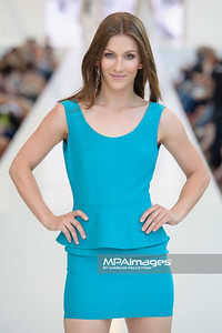 24.06.2012 - Warszawa , Warsaw Fashion Street 2012 N/Z Kolekcja Rina Cossack - Anna Bosak   Fot. Mariusz Palczynski / MPAimages.com