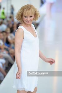 24.06.2012 - Warszawa , Warsaw Fashion Street 2012 N/Z Kolekcja Venezia - Katarzyna Zak  Fot. Mariusz Palczynski / MPAimages.com