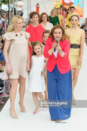 24.06.2012 - Warszawa , Warsaw Fashion Street 2012 N/Z Zaradna Mama - Katarzyna Klich   Fot. Mariusz Palczynski / MPAimages.com