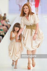 24.06.2012 - Warszawa , Warsaw Fashion Street 2012 N/Z Zaradna Mama - Anna Maruszeczko   Fot. Mariusz Palczynski / MPAimages.com