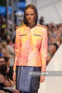 24.06.2012 - Warszawa , Warsaw Fashion Street 2012 N/Z Kolekcja Zuo Corp  Fot. Mariusz Palczynski / MPAimages.com