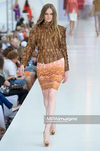 24.06.2012 - Warszawa , Warsaw Fashion Street 2012 N/Z Kolekcja Zuzanna Szamocka  Fot. Mariusz Palczynski / MPAimages.com