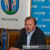 31.08.2012 - Belchatow , Podpisanie oficjalnego porozumienia pomiedzy organizacja humanitarna UNICEF a KPS Skra Belchatow S.A.   N/Z Marek Krupinski   Fot. Mariusz Palczynski / MPAimages.com
