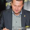 31.08.2012 - Belchatow , Podpisanie oficjalnego porozumienia pomiedzy organizacja humanitarna UNICEF a KPS Skra Belchatow S.A.   N/Z Konrad Piechocki   Fot. Mariusz Palczynski / MPAimages.com