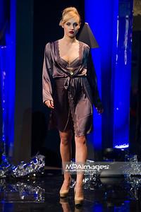 06.10.2012 - Lodz , Manufaktura Fashion Week 2012  N/Z Pokaz bielizny Esotiq  Fot. Mariusz Palczynski / MPAimages.com
