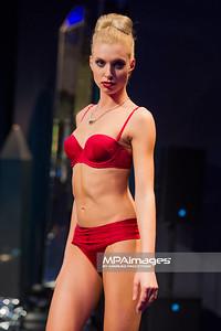 06.10.2012 - Lodz , Manufaktura Fashion Week 2012  N/Z Pokaz bielizny Triumph  Fot. Mariusz Palczynski / MPAimages.com