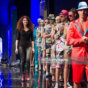 06.10.2012 - Lodz , Manufaktura Fashion Week 2012  N/Z Pokaz Aga Pou  Fot. Mariusz Palczynski / MPAimages.com