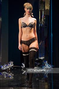 06.10.2012 - Lodz , Manufaktura Fashion Week 2012  N/Z Pokaz bielizny Etam  Fot. Mariusz Palczynski / MPAimages.com