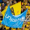 07.10.2012 - Belchatow , Hala Energia , siatkowka ,  PlusLiga , PGE SKRA Belchatow - Lotos Trefl Gdansk  N/Z Flagi   Fot. Mariusz Palczynski / MPAimages.com