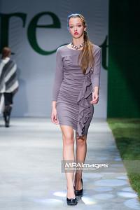 12.10.2012 - Lodz , Re-Act Fashion 2012  N/Z Zielonanitka.pl  Fot. Mariusz Palczynski / MPAimages.com