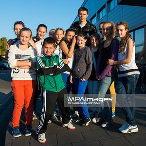 20.10.2012 - Belchatow , Hala Energia , siatkowka ,  PlusLiga , Powitanie zespolu PGE Skra Belchatow    N/Z Mariusz Wlazly   Fot. Mariusz Palczynski / MPAimages.com