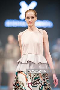 25.10.2012 - Lodz , Fashion Philosophy Fashion Week Poland S/S 2013  N/Z Pokaz Berenika Czarnota  Fot. Mariusz Palczynski / MPAimages.com