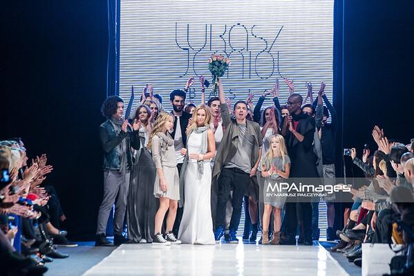 26.10.2012 - Lodz , Fashion Philosophy Fashion Week Poland S/S 2013  N/Z Lukasz Jemiol  Fot. Mariusz Palczynski / MPAimages.com