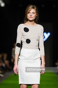 26.10.2012 - Lodz , Fashion Philosophy Fashion Week Poland S/S 2013  N/Z Orsay  Fot. Mariusz Palczynski / MPAimages.com