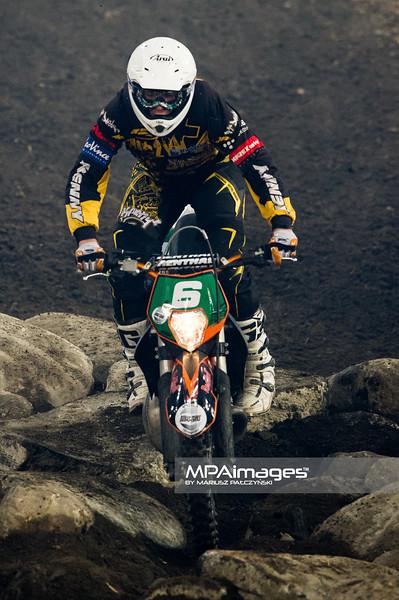 2012.12.08 - Lodz , Atlas Arena , Mistrzostwa Swiata FIM w Super Enduro  Fot. Mariusz Palczynski / MPAimages.com