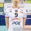 10.12.2012 - Belchatow , Hala Energia , siatkowka ,  PlusLiga , Sesja PGE Skra Belchatow  N/Z Maciej Muzaj  Fot. Mariusz Palczynski / MPAimages.com